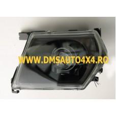FAR FATA BI-LED +(fara semnalizare)Nissan Patrol GR-Y61 2002-2005 ( PRET PT 2 BUC )