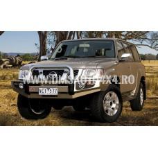 Bara fata cu bullbar ARB Nissan GU4 2005 - 2019