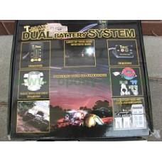 sistem management 2 baterii