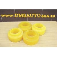Bucse poliuretan arcuri Suzuki Jimny 3,5 / 4,5 / 6 cm