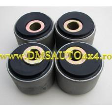 Bucse de poliuretan in carcasa de otel pentru Nissan Patrol Y61 si Y61