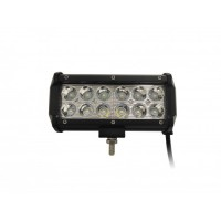 Bara LED 36W 167mm combo dreapta