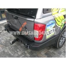 Bara spate Nissan Navara D23 NP300 cu kit cui tractare inclus