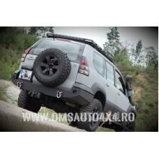 Bara spate MORE4X4 pentru Toyota Prado J12