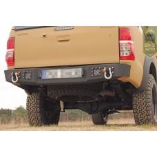 Bara spate din oțel Toyota Hilux Vigo| MorE 4x4