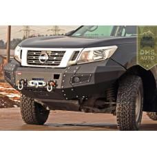 Bara fata din otel Nissan Navara D23, NP300| MorE 4x4