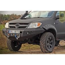 Bara fata din otel Toyota Hilux Vigo 05-11| MorE 4x4