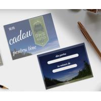 Card Cadou pentru pasionatii de Off-Road