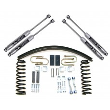 "Kit de inaltare 3"" BDS - Jeep Cherokee XJ"