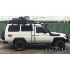 Overfendere Toyota Land Cruiser 70-78 5.5cm 2 usi