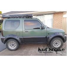 Overfendere Suzuki Jimny  5cm  KUT SNAKE