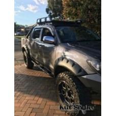 Overfendere Toyota Hilux 2005 - 2014