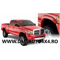 OVERFENDERE Dodge Ram 2500(2003-2009) / Dodge Ram 3500 (2003-2009)