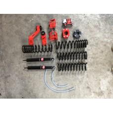 """Kit inaltare suspensie 4"""" Suzuki Vitara 1.6 8V/16V - 3 usi"""