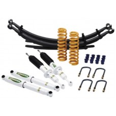KIT DE SUSPENSIE IRONMAN  TOYOTA LANDCRUISER 100 - [1998-11/2007] +50 MM