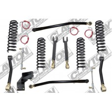 KIT DE INALTARE SUSPENSIE 3.5'' ENTRY LEVEL CLAYTON OFFROAD -JEEP WRANGLER 4 USI
