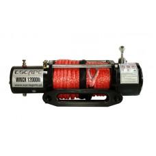 TROLIU Escape cu cablu sintetic 12000lbs 12,0X [5443kg]