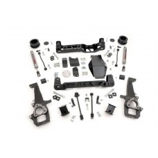 KIT DE INALTARE SUSPENSIE 4'' ROUGH COUNTRY -DODGE RAM 1500 4WD 2009-2013