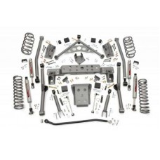 KIT DE INALTARE 4'' ROUGH COUNTRY LONG ARM - JEEP GRAND CHEROKEE WJ WG