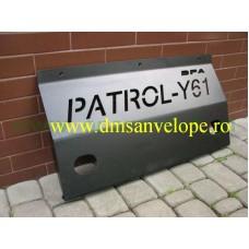 SCUT DE OTEL /  DIRECTIE - NISSAN PATROL Y61 - 1998-2010