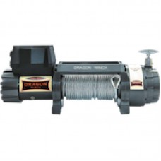 TROLIU DRAGON WINCH HIGHLANDER AHR 12000 HD cablu sintetic