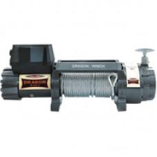 TROLIU DRAGON WINCH HIGHLANDER DWH 9000 HD cu cablu sintetic