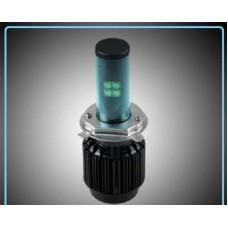 BEC AUTO CU LED 40W -2400 LUMENI - HI/LOW BEAM -H4
